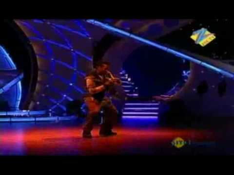 Lux Dance India Dance Season 2 Jan. 30 '10 - Punit video