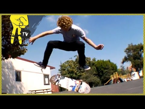 Temple Street School with Chad Fernandez - Sk8 Spotterz Ep. 17