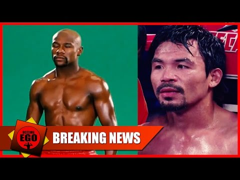MANNY PACQUIAO HAS  SIGNED & AGREED TO FLOYD MAYWEATHER'S TERMS SAYS BOB ARUM