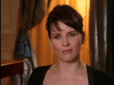 Conversation With Juliette Binoche On Kieslowski