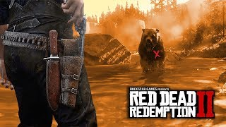 Red Dead Redemption 2 - CONFIRMED WEAPONS & ANIMALS! Gameplay Info & More!