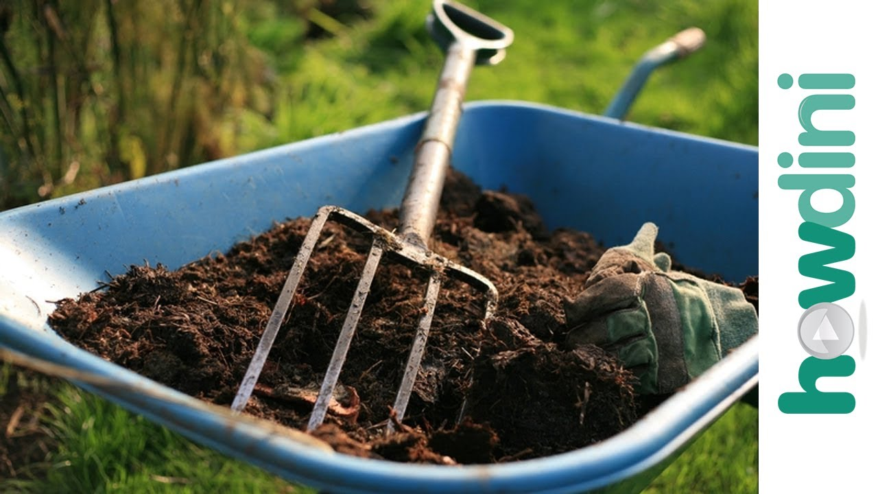 how to make compost - making your own compost