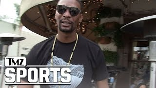 Chris Bosh Supports D-Wade's Movie Career, 'He's Buff & Handsome!'   TMZ Sports