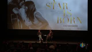A Star Is Born - Post Film Q&A w/ Bradley Cooper CONTAINS SPOILERS