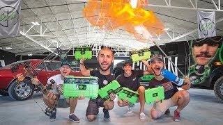 ULTIMATE TACKLE BOX TEST! (INDESTRUCTABLE)