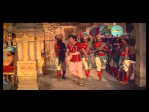 Rajaraja Cholan Full Movie Part 3 video