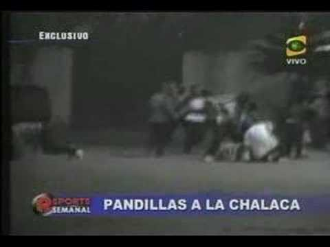 Peru Callao Pandillas(Gang) 1 Video