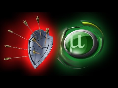 How to fix uTorrent stuck at Connecting to Peers