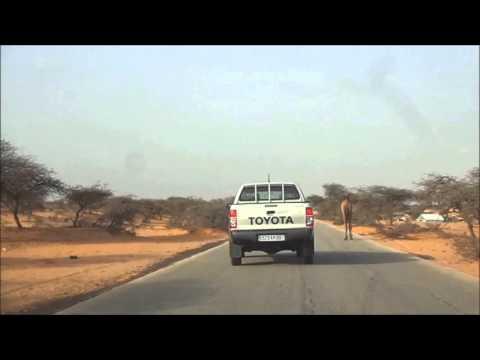 Mauritania. North-West Africa.
