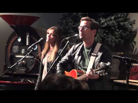 Nick Heyward &amp; India Dupre &quot;Secret Garden&quot; at Jones Coffee Jan 5, 2013