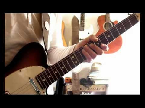 Cours De Guitare - Under The Bridge - Part 1/4 (Red Hot Chili Peppers)