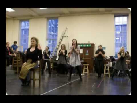 Spring Awakening London - Final Performance - Mama Who Bore Me + MWBM ...