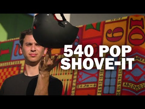 540 Pop Shove-it: Josh Katz || ShortSided