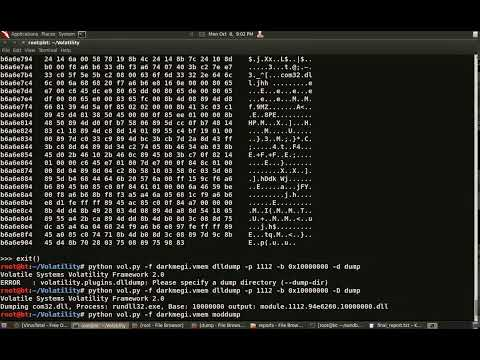 Reversing and Malware Analysis Training - Rootkit Analysis Demo3 (darkmegi/waltrodock)