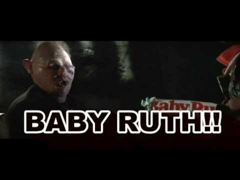 Sloth goonies baby ruth
