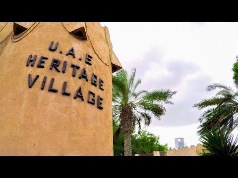 Abu Dhabi - Visit the Heritage Village