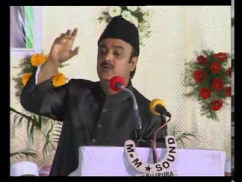 Majeed Ullah Khan @ Farhat Khan speech at 22nd Jalse Milad Un Nabi of MBT