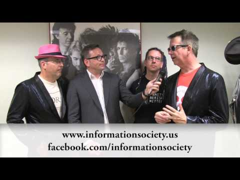 Interview with Information Society