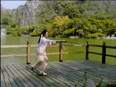 32式太極劍 呼吸配合法 Breathing Method of 32 Form Taiji Sword Music Videos
