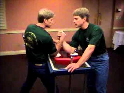 John Brzenk on Armwrestling Techniques