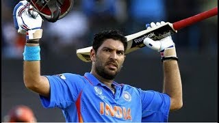Glorious Yuvraj Singh says good bye to cricket   A look at his career