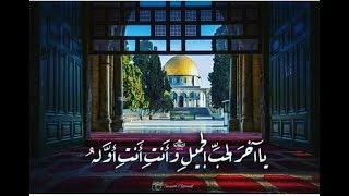 هل زال سهم الأمس   ..القدس بصوت  الشرهان