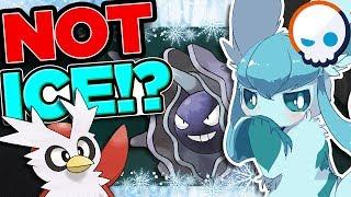 EVERY ICE TYPE POKEMON EXPLAINED! | Gnoggin