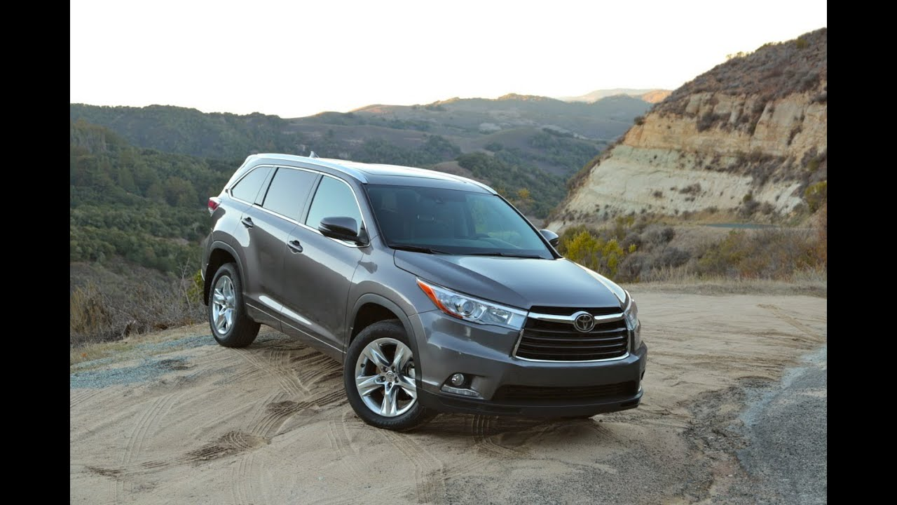 2014 Toyota Highlander Review Youtube