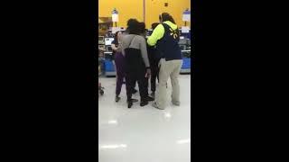 Jonesboro walmart fight!!