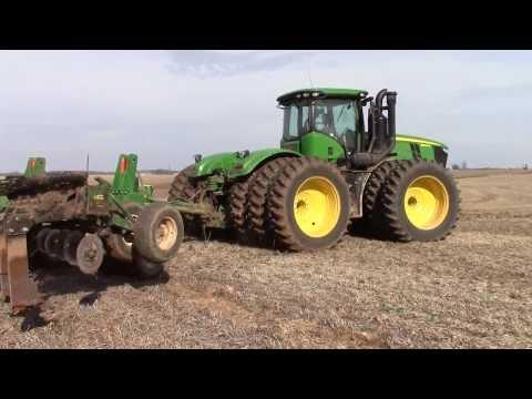 John Deere 9560R 4wd Tractor