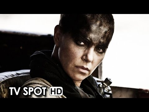 Mad Max: Fury Road TV Spot 'Retaliate' (2015) - Tom Hardy, Charlize Theron Movie HD