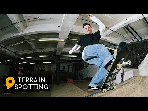 UK Indoor Skatepark: Spot Check 5 - Broom, Leicester