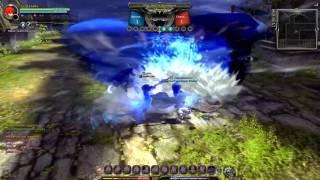 Dragon Nest 93 cap PVP Moonlord VS Gladiator
