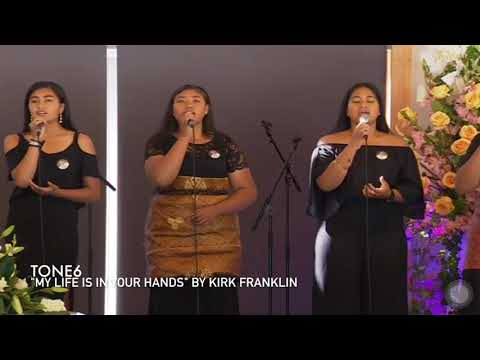 TONE 6 - My LIfe Is In Your Hands BY Kirk Franklin