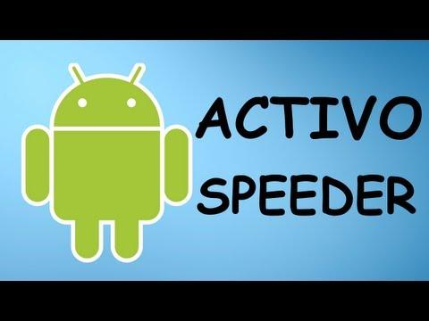 Mejora el rendimiento y touch de tu android (Script ActivoSpeeder)   Android Evolution