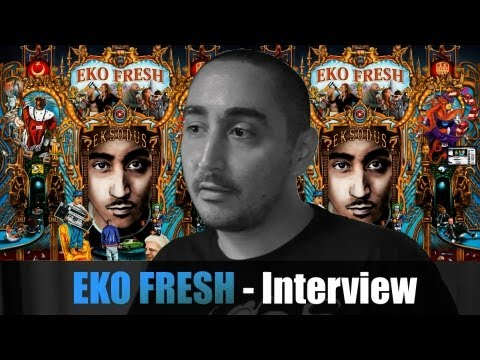 Eko Fresh Interview über Eksodus, QuotentÜrke, 1000 Bars, Cassidy, Azad, Caput, Massiv, Ccn3, Özil video