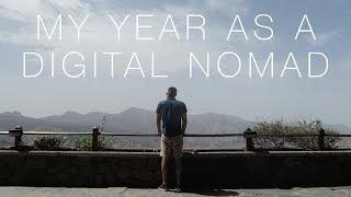 MY YEAR AS A DIGITAL NOMAD (2017)