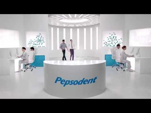 Pepsodent Sensitive Expert TVC