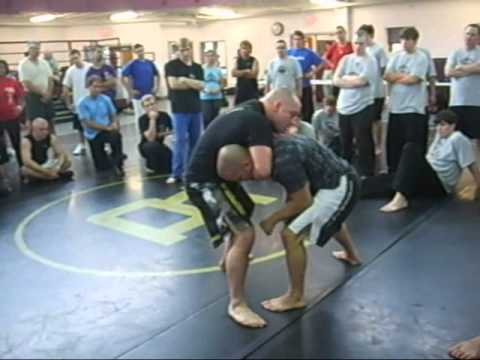 Matt Serra - BJJ Clinic 2008 Image 1