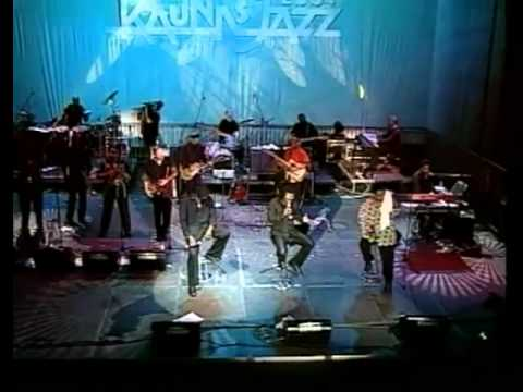 07 - I'll Write A Song For You (Al McKay Allstars: Live In Europe)