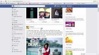Mẹo Facebook : cách tùy chọn thiết bị đăng nhập khi post status
