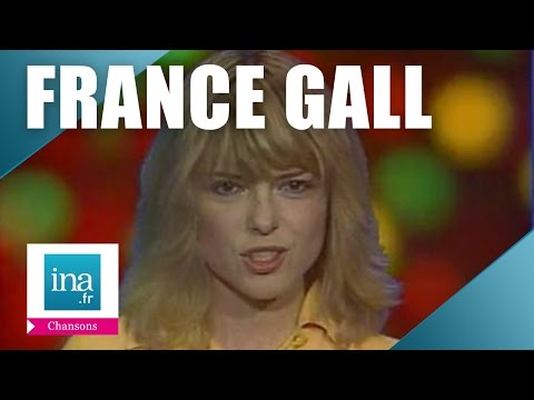 "France Gall ""Il jouait du piano debout"" 