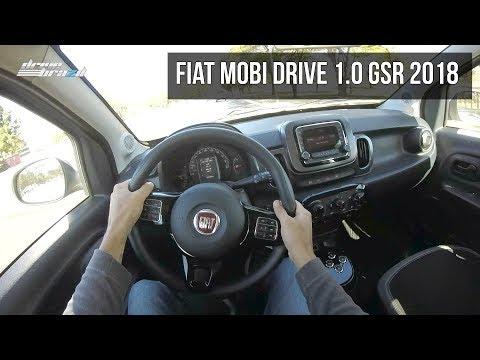 Fiat Mobi Drive GSR 2018 - POV