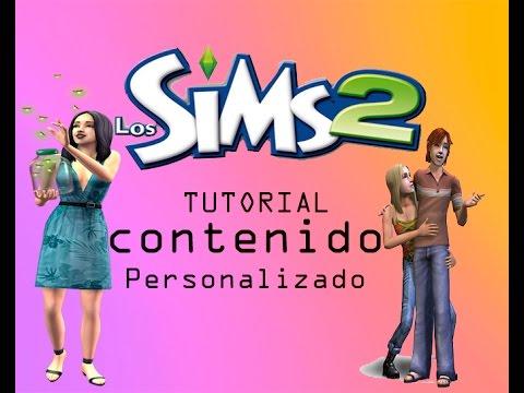 Los Sims 2 Descarga de Contenido Personalizado