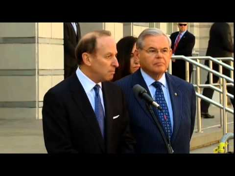 Bob Menendez Pleads Not Guilty on All Charges of Corruption