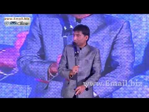 Raju Srivastavs hilarious performance at email.biz