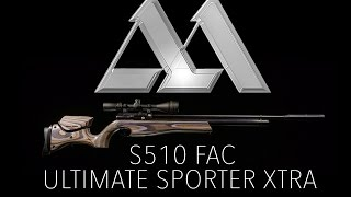 Air Arms S510 FAC Ultimate Sporter Xtra