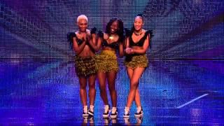 CEO DANCERS   Britain's Got Talent HD 2013 Week 2