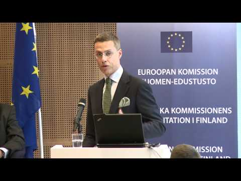 A New Core for Europe - Alexander Stubb