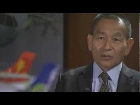 ATR Interview with Ahmad Jauhari, Malaysia Airlines CEO - February 2013